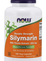 Now Silymarin Milk Thistle 300Mg 100 VegCaps