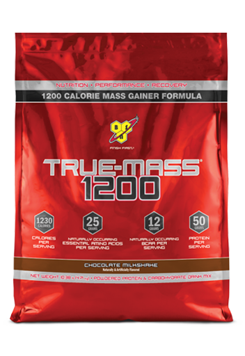 Syntha True Mass Weight Gainer 5.8 Lb Chocolate