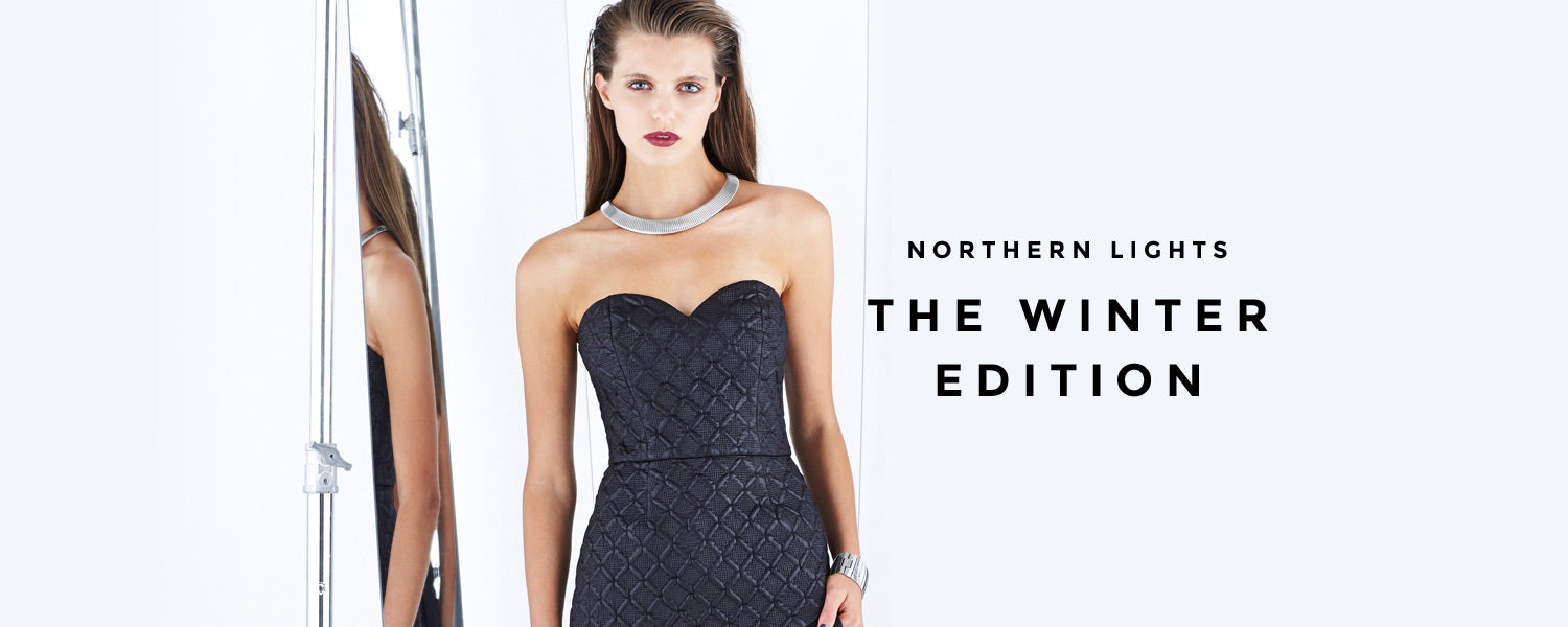 Northern Lights Winter Collection by Minty Meets Munt