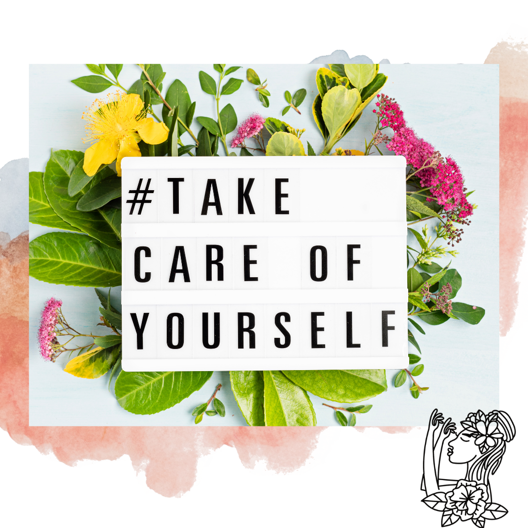 5 Self-Care Tips for Mental Well Being  #TakeCareOfYourself
