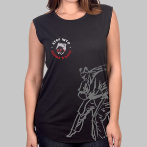 """Dojo"" Women's Sleeveless Shirt"