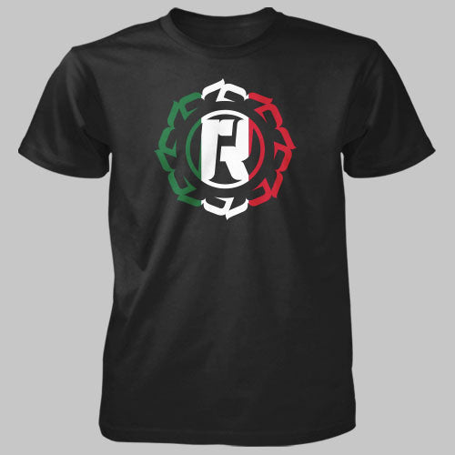 Mexico Flag Icon Tee
