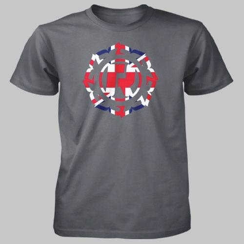 UK Flag Icon Tee