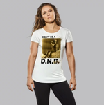 """DNB 2.0"" Scoop Neck Women's T-Shirt"