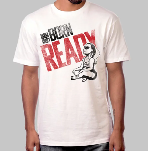 """Born Ready"" Men's T-Shirt"