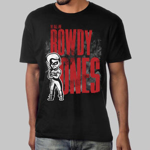 """Rowdy Ones"" Men's Crew Neck T-Shirt"