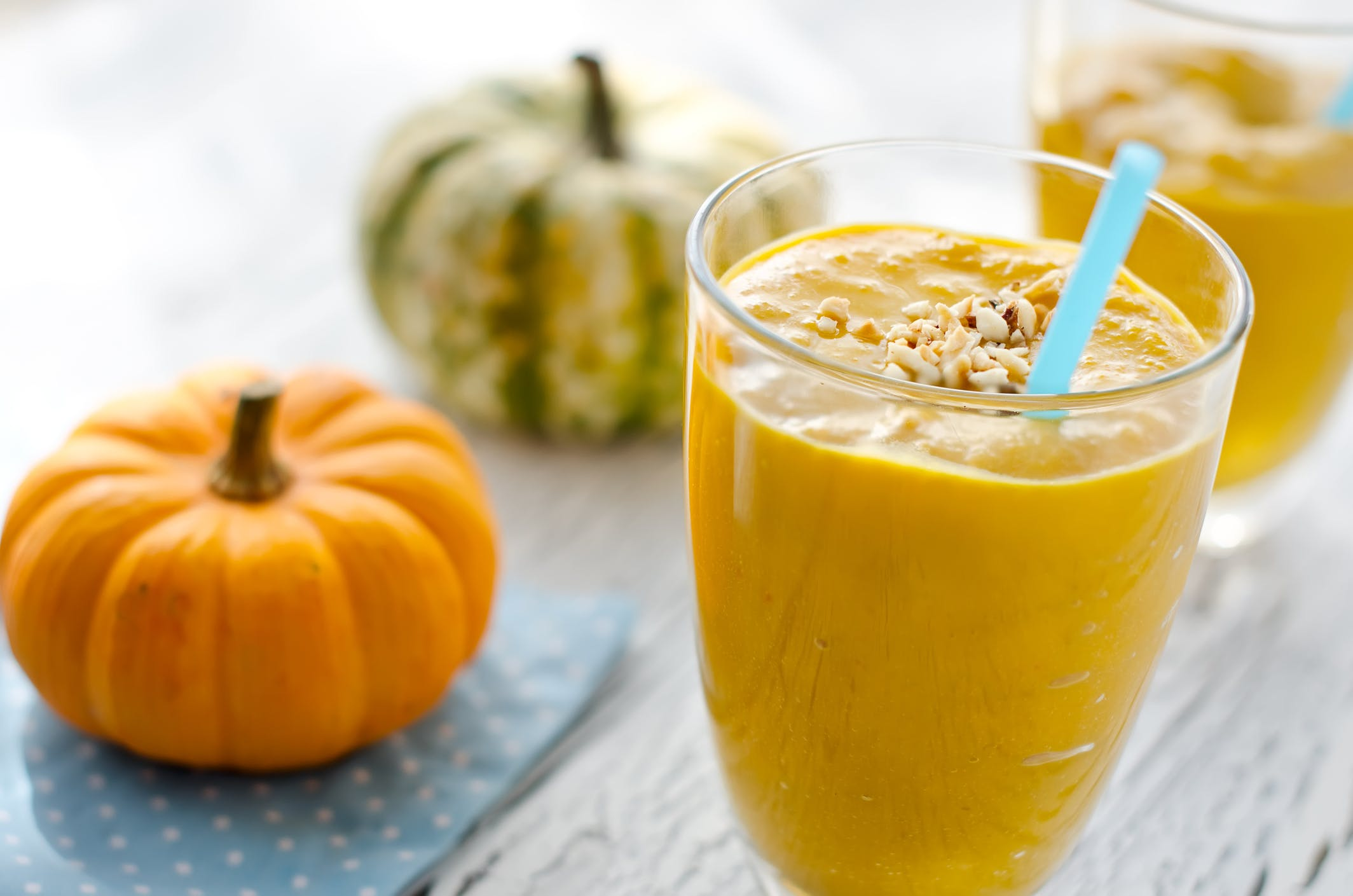 7 Smoothies for Pumpkin Lovers