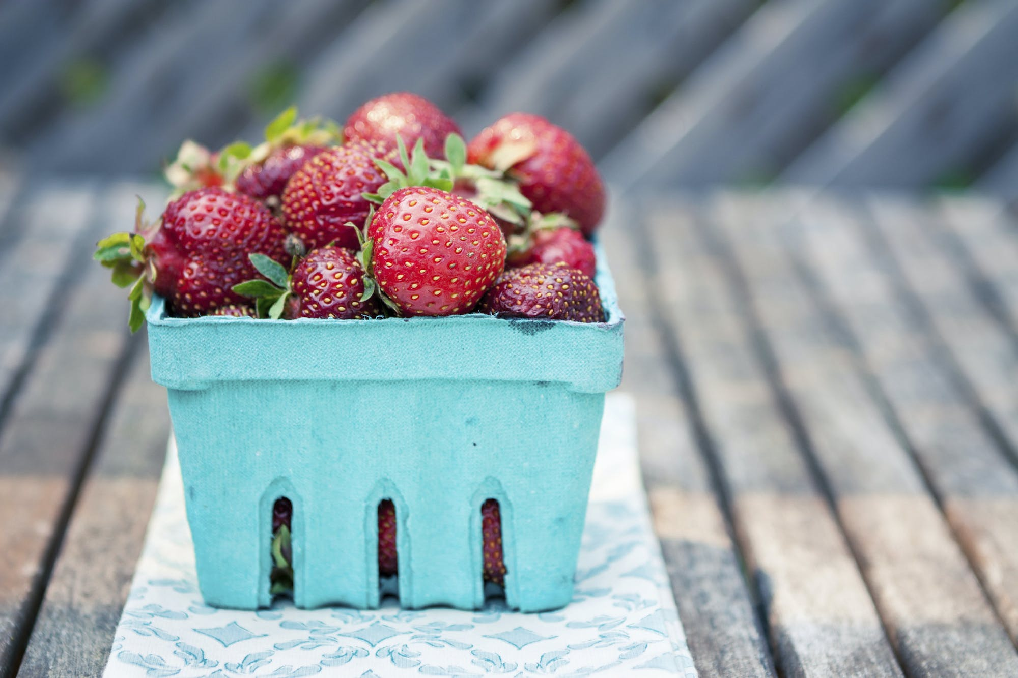 5 Reasons to Get Excited for Strawberry Season