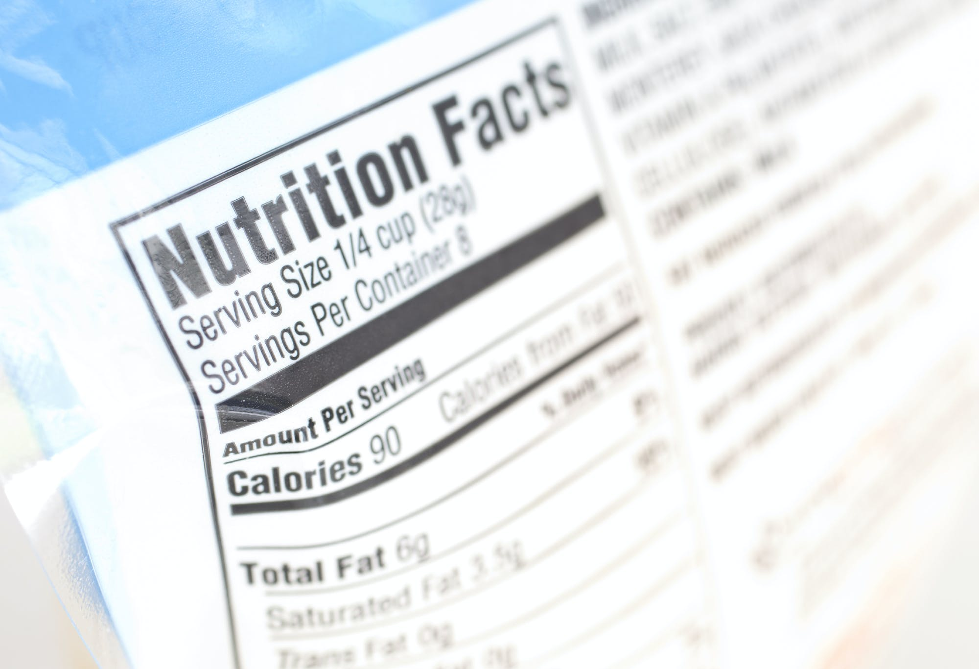 Understanding the New Nutrition Facts Label