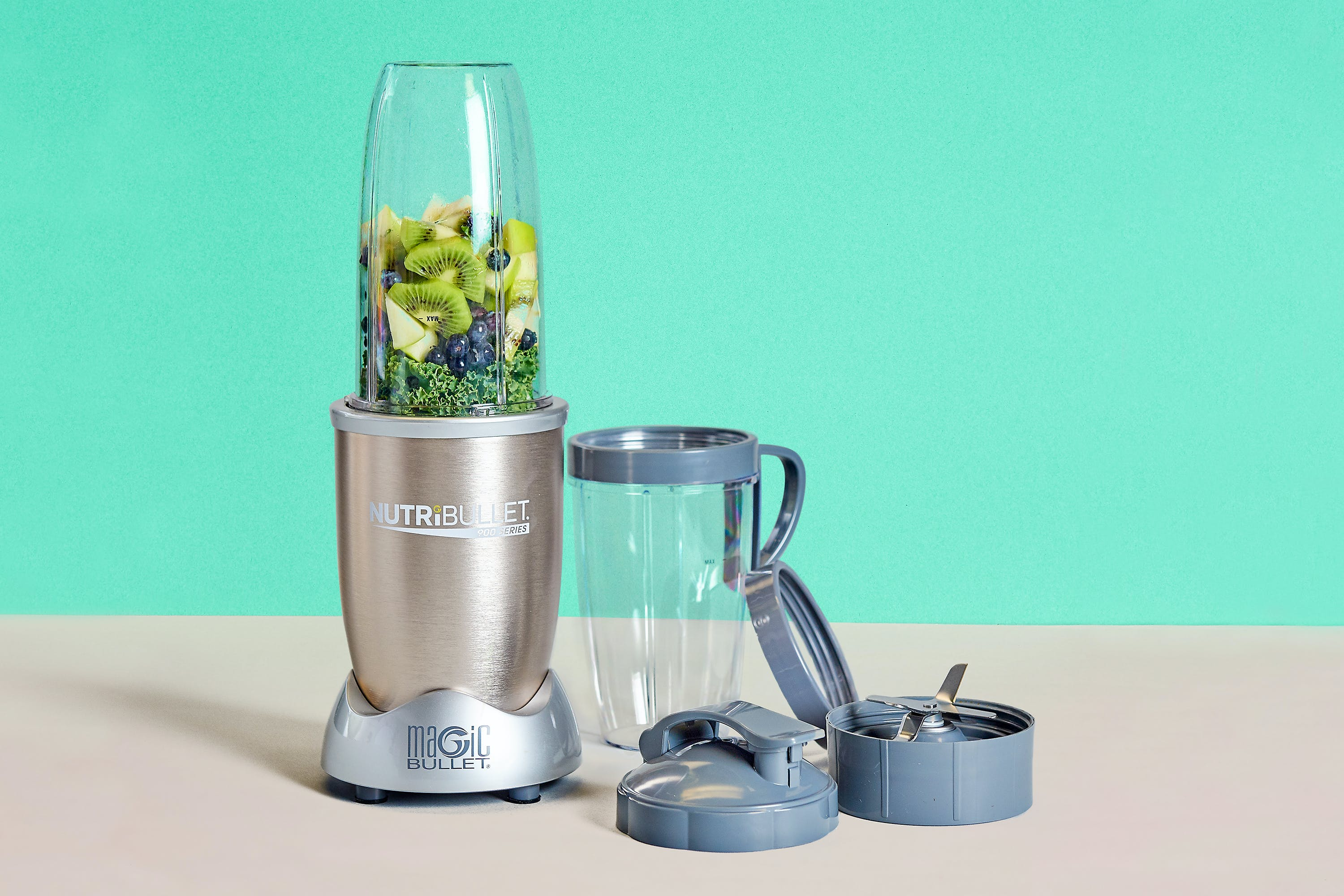 Getting Started: How To Use NutriBullet