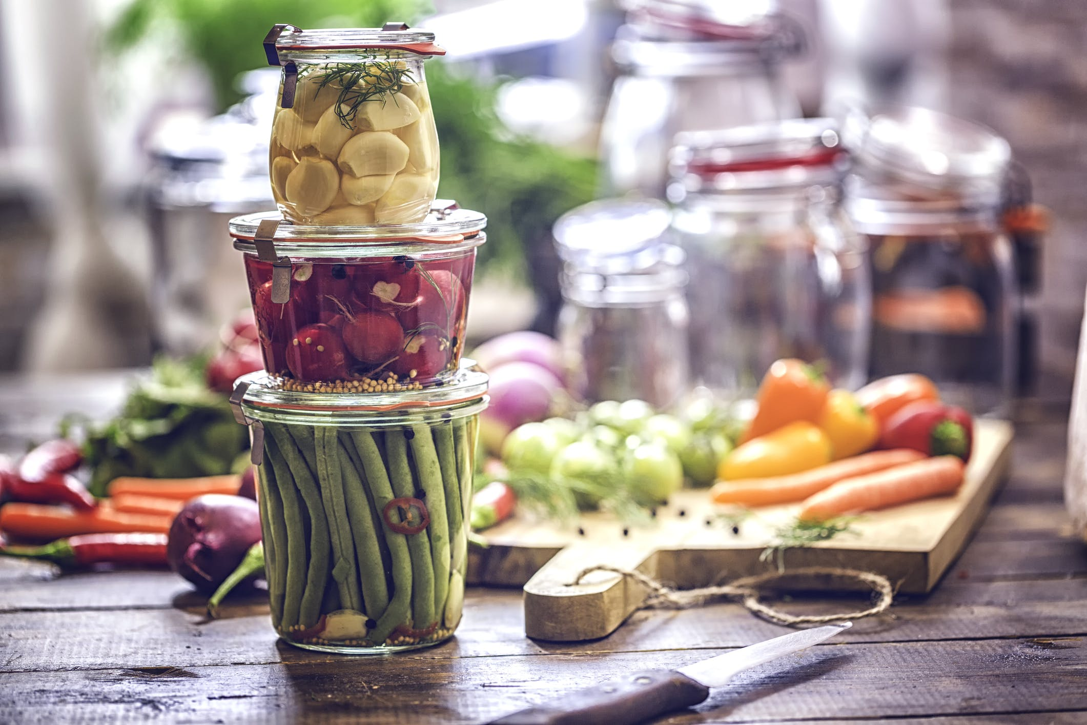 Fermentation 101: Health Benefits & How To's