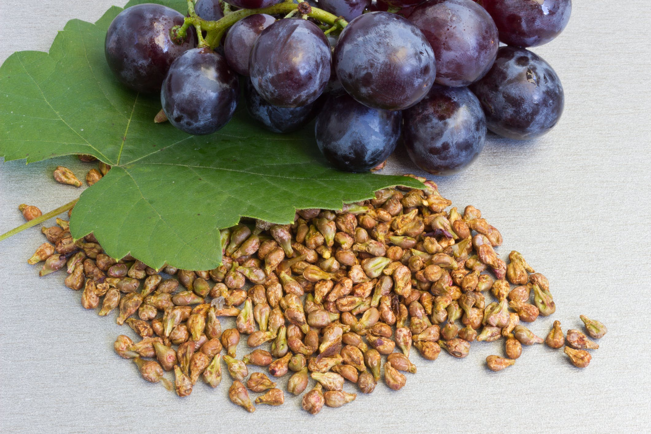 Can Grape Seeds Relieve Pain?