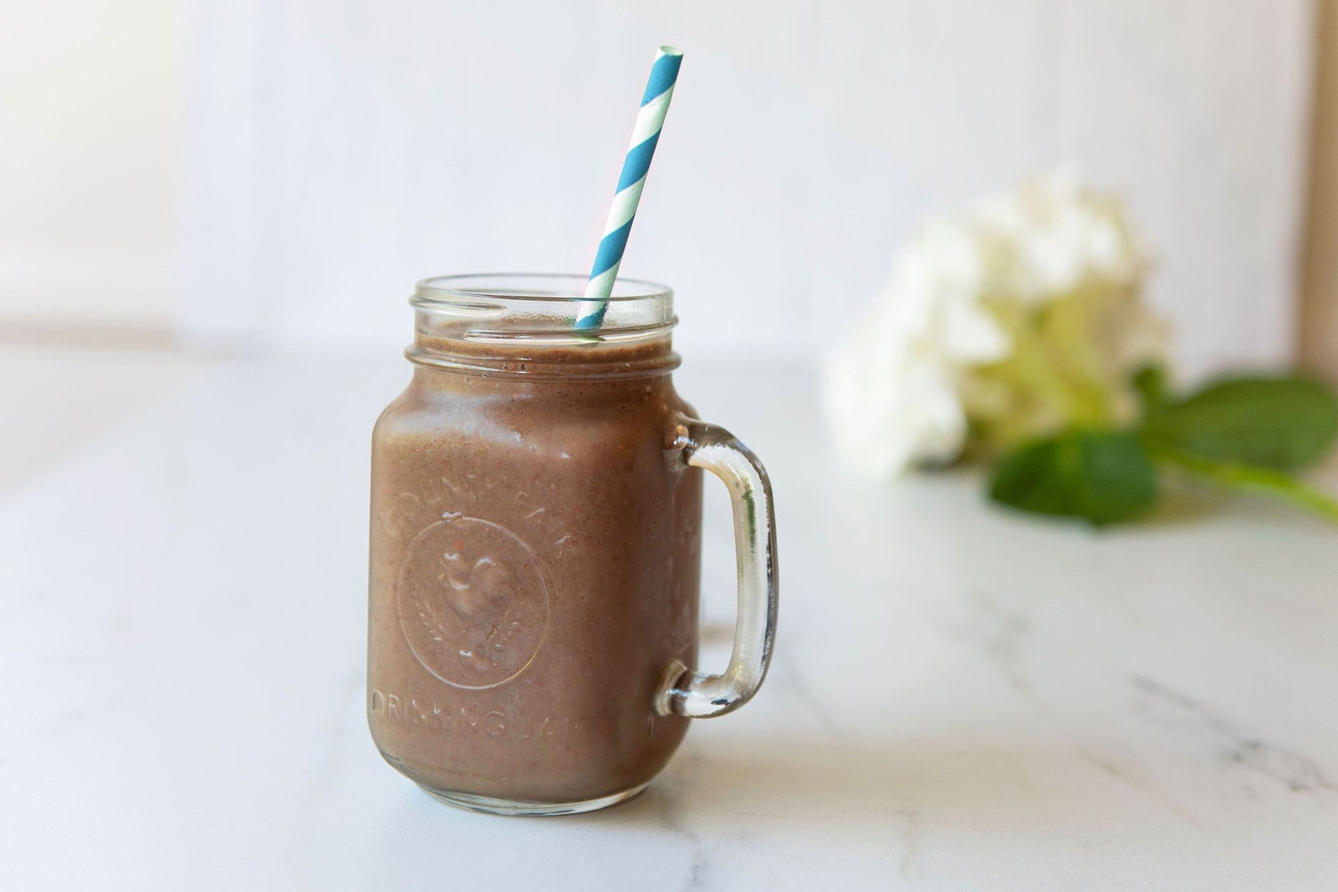 Avocado Berry Heart Smoothie