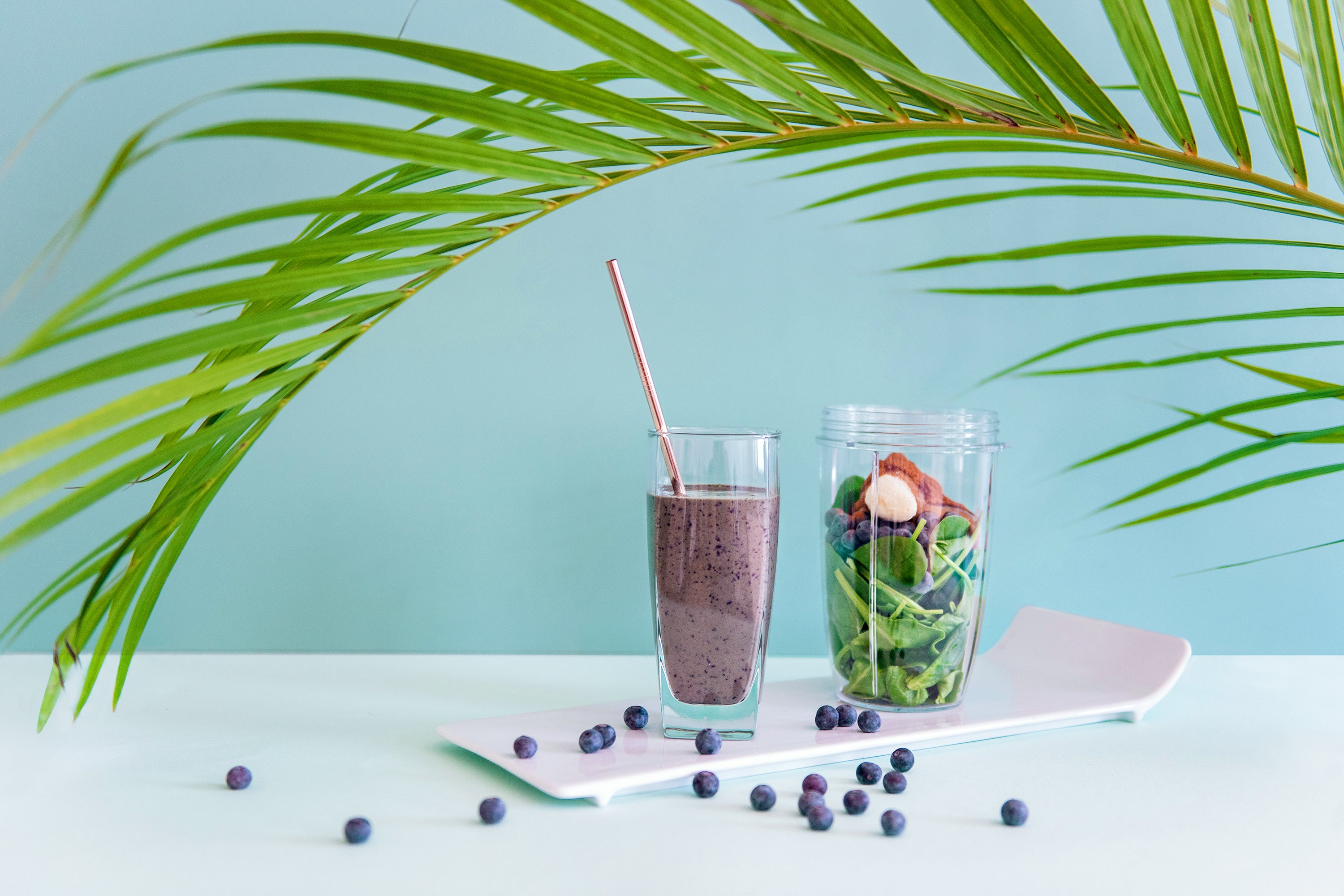 Blueberry Forever Smoothie