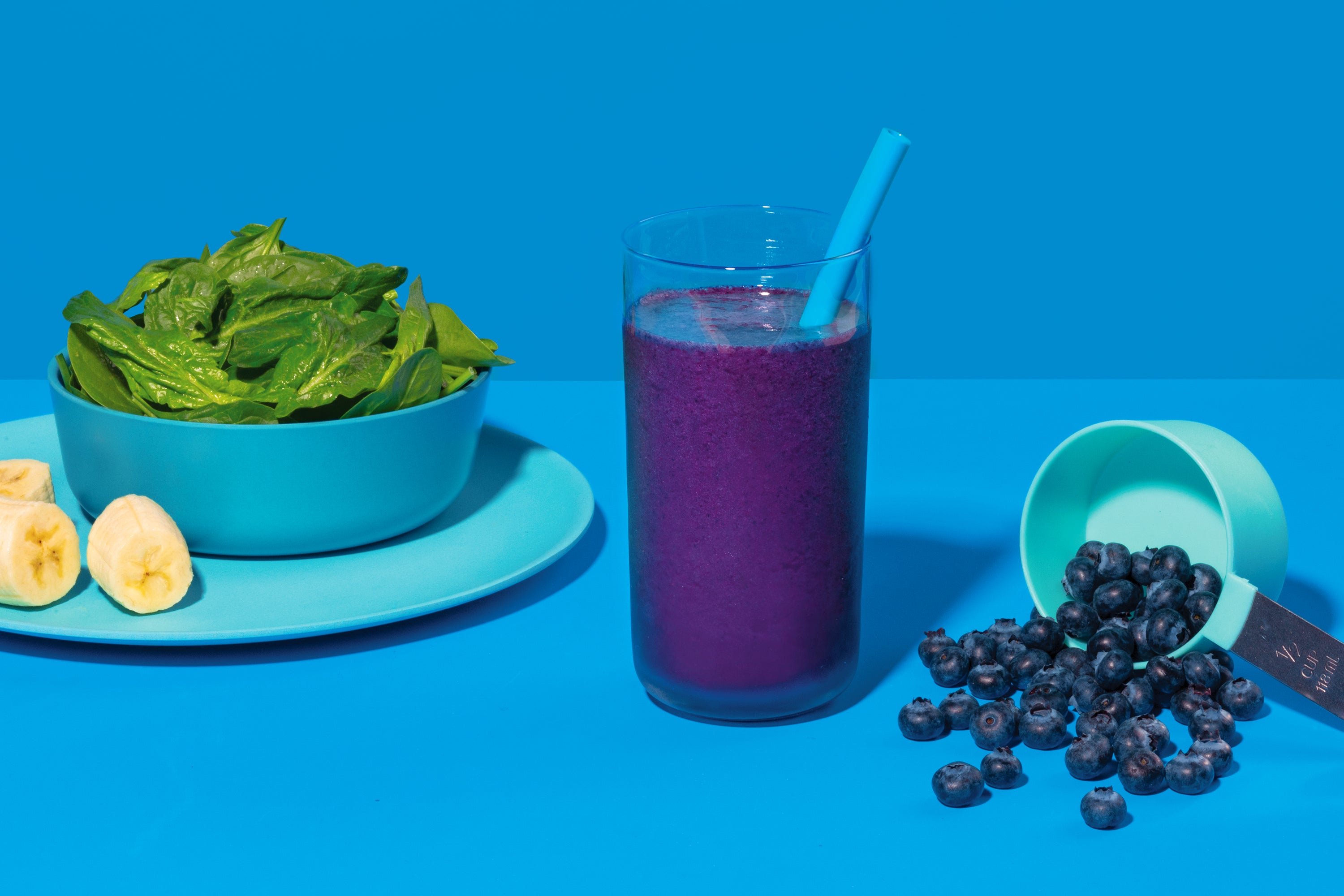 Super Blue Smoothie