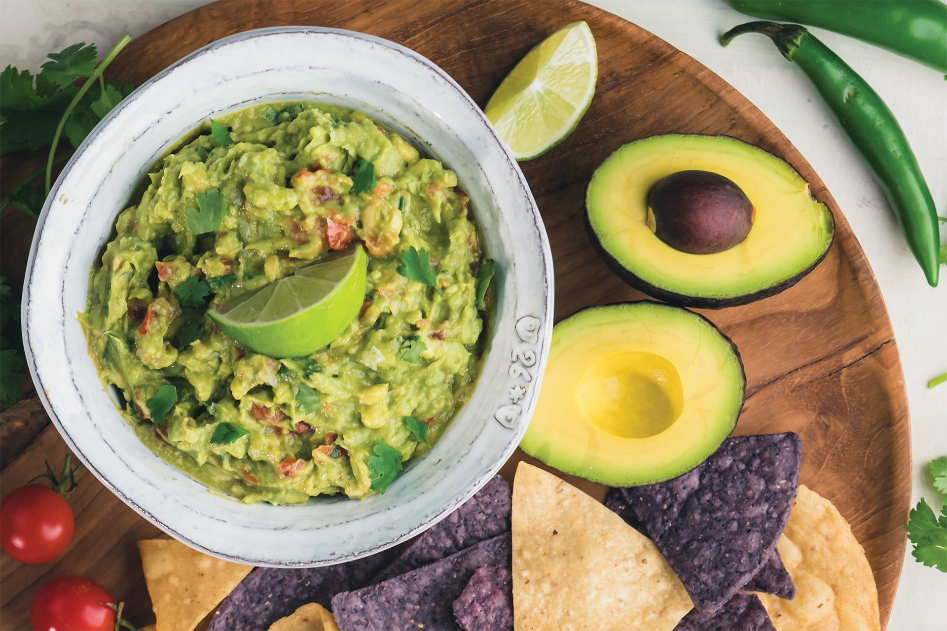 Magic Bullet Guacamole