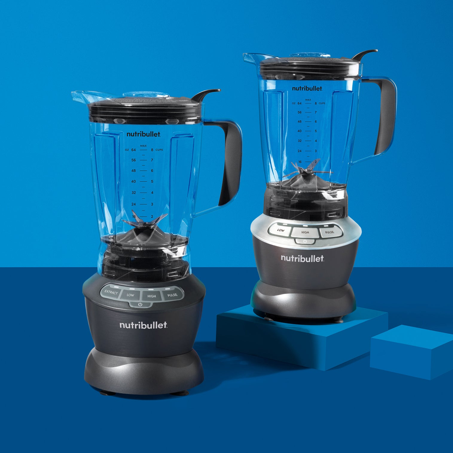 Full-sized blenders