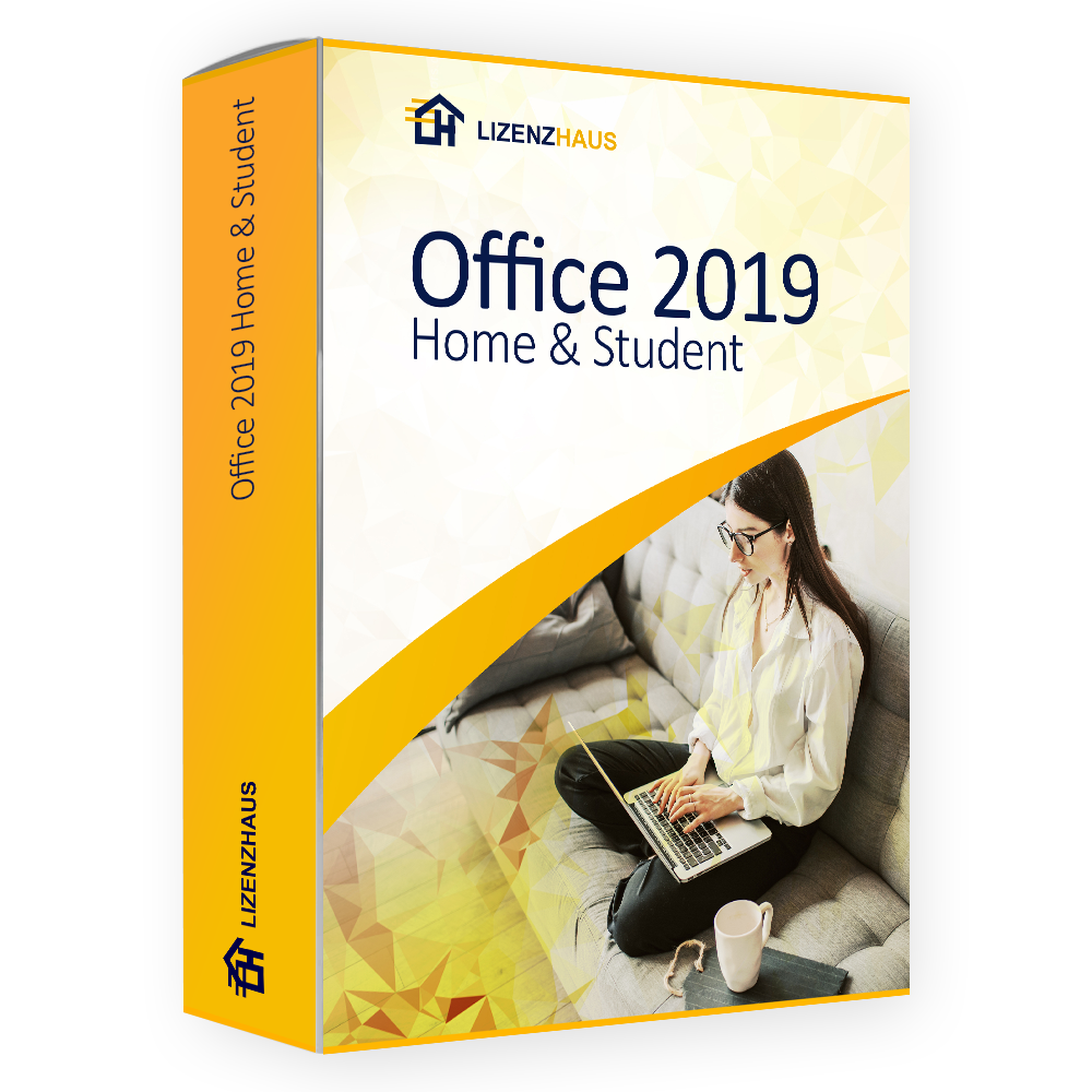 Microsoft Office 2019 Home & Student Mac