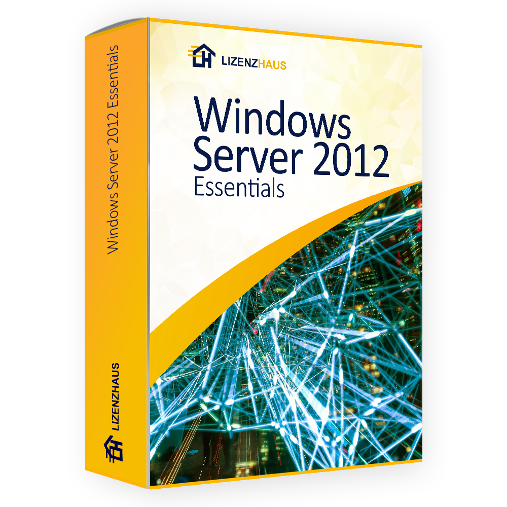 Microsoft Windows Server 2012 R2 Essentials