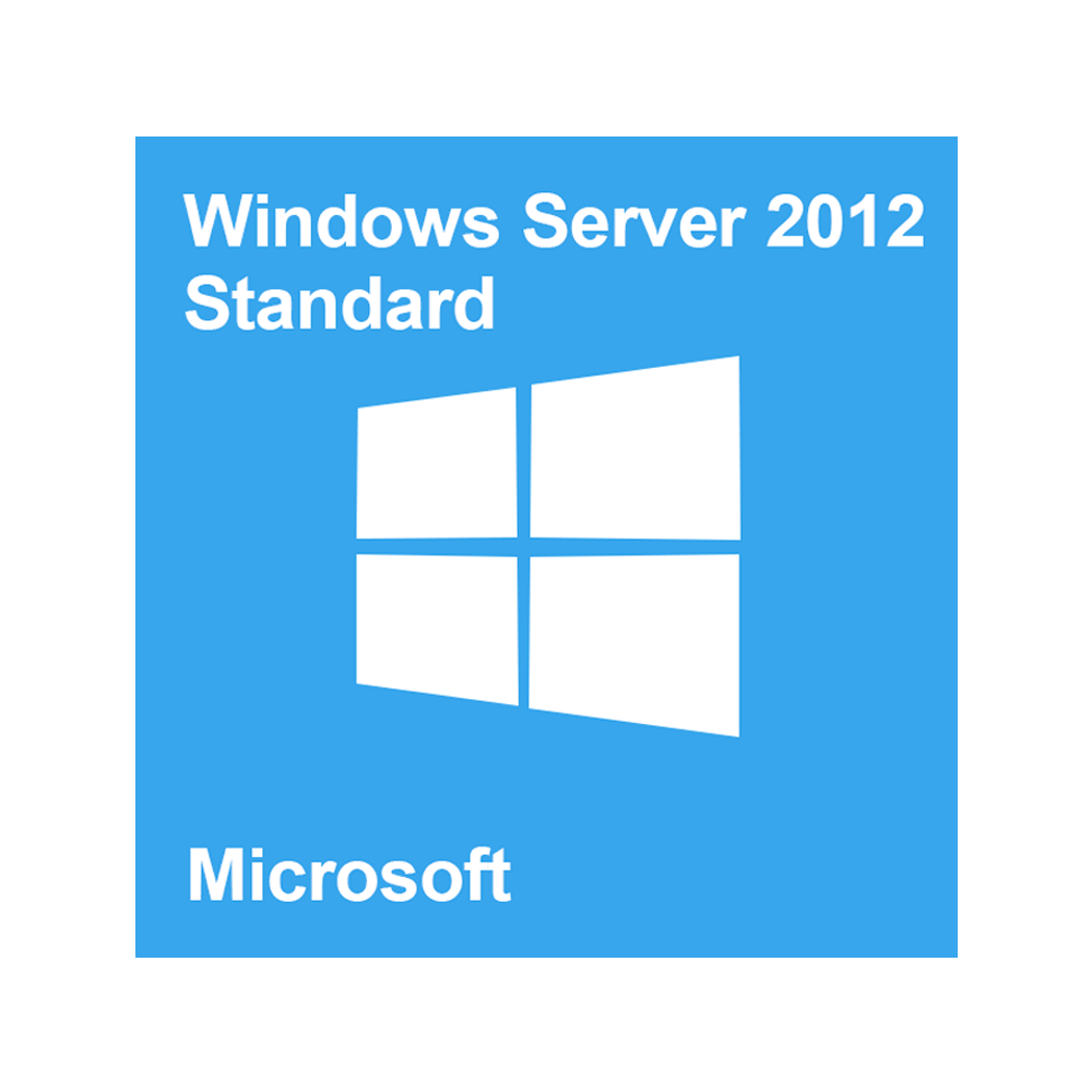 Microsoft Windows Server 2012 Standard 50 User Cals