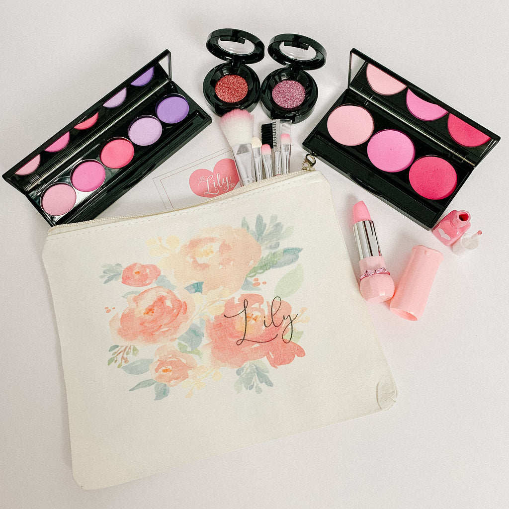 Little Lily Shop Fairy Dust Pink Collection Pretend Makeup