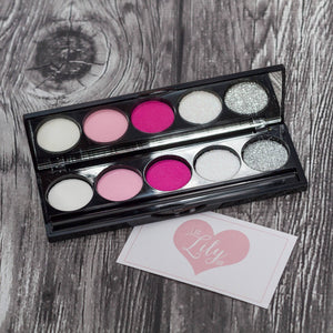 Liltle Lily Shop Princess Eyeshadow Palette Pretend Makeup
