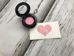 Little Lily Shop Soft Pink Pastel Eye Shadow Pod Pretend Makeup