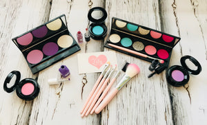 Little Lily Shop Glam Collection Pretend Makeup