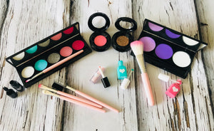 Little Lily Shop Glamorous Collection Pretend Makeup