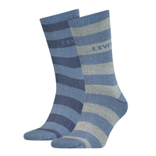 Load image into Gallery viewer, Levis 2pk Socks