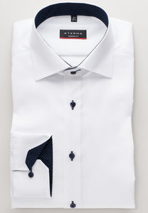 Eterna Modern Fit Shirt White 8100/00
