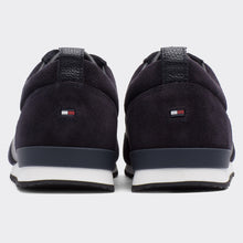 Load image into Gallery viewer, Tommy Hilfiger Navy Iconic Trainer
