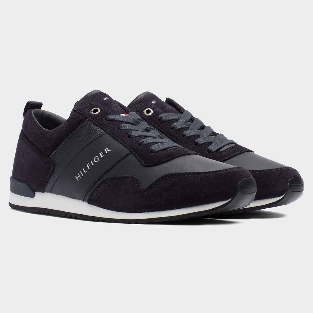 Tommy Hilfiger Navy Iconic Trainer