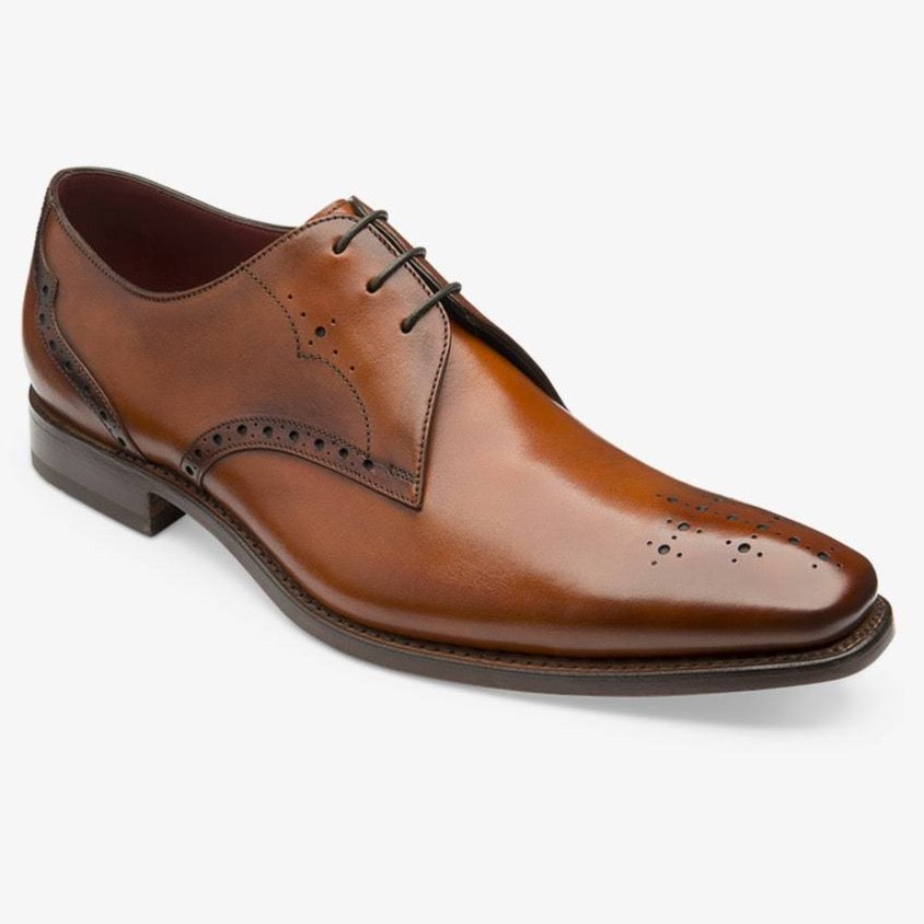 Loake Hannibal Deep Chestnut