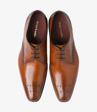Load image into Gallery viewer, Loake Hannibal Deep Chestnut