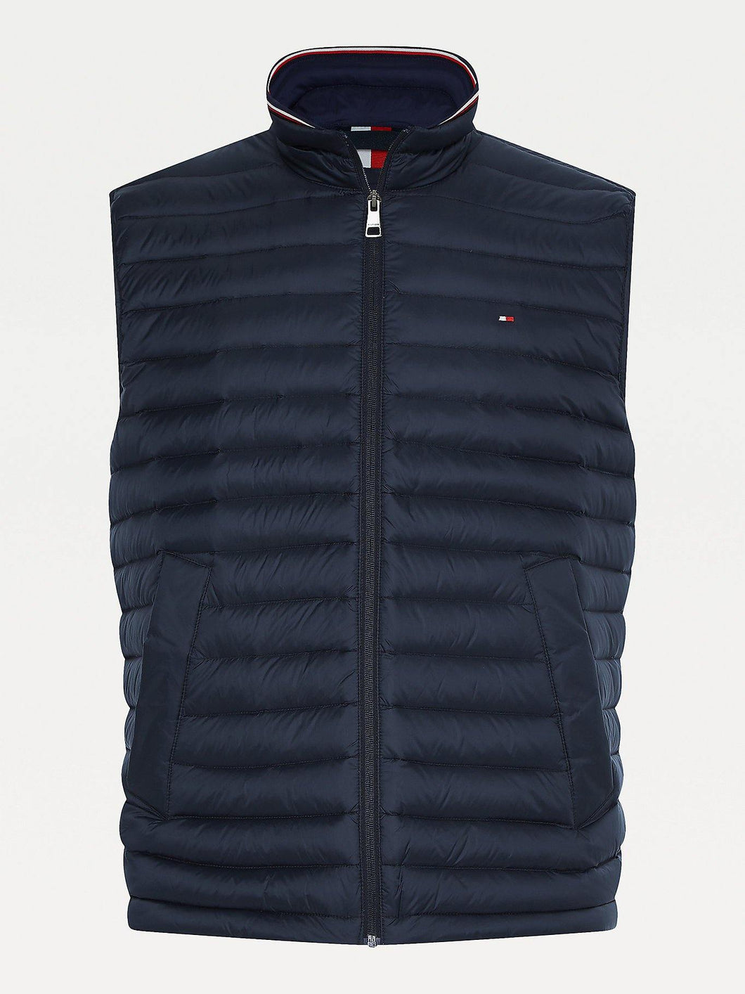 Tommy Hilfiger Packable Down Vest - JR MCMAHON EXCLUSIVE MENSWEAR