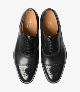 Loake Woodstock Black