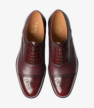 Load image into Gallery viewer, Loake Woodstock Burgundy