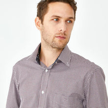 Load image into Gallery viewer, Eden Park Gingham Shirt - JR MCMAHON EXCLUSIVE MENSWEAR