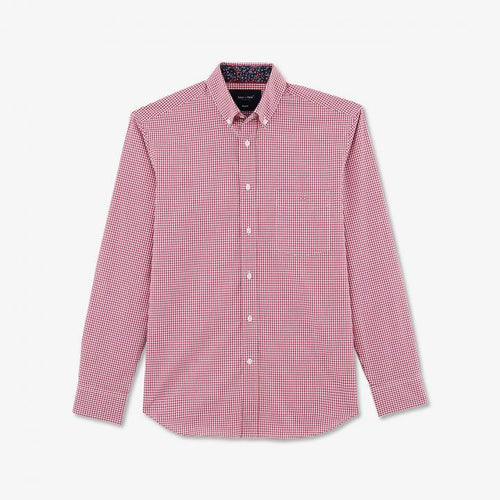 Eden Park Gingham Shirt - JR MCMAHON EXCLUSIVE MENSWEAR