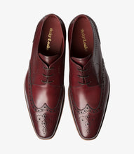 Load image into Gallery viewer, Loake Kruger Burgundy