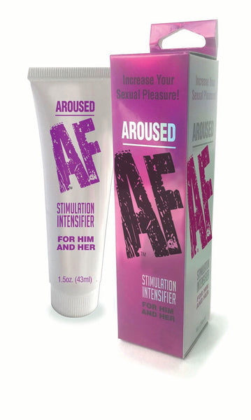 Aroused AF, Stimulation Cream
