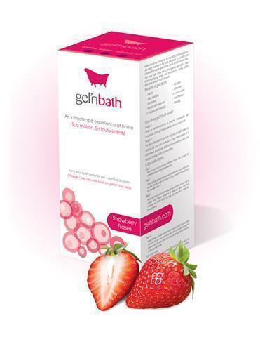 Geln' Bath Strawberry