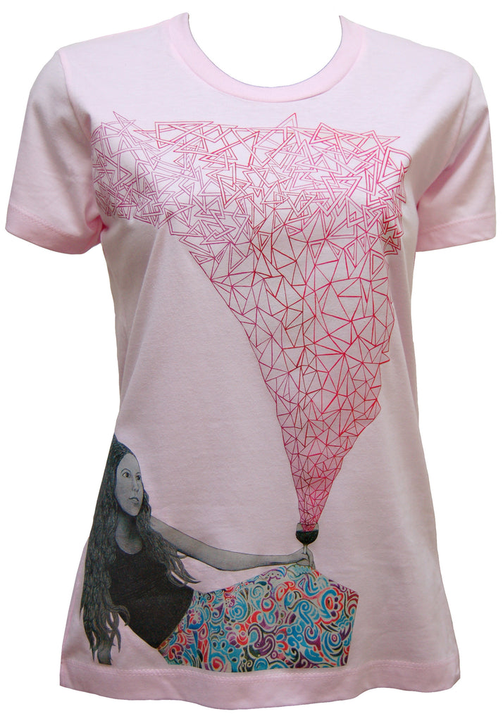 Lushness Organic Cotton T-shirt
