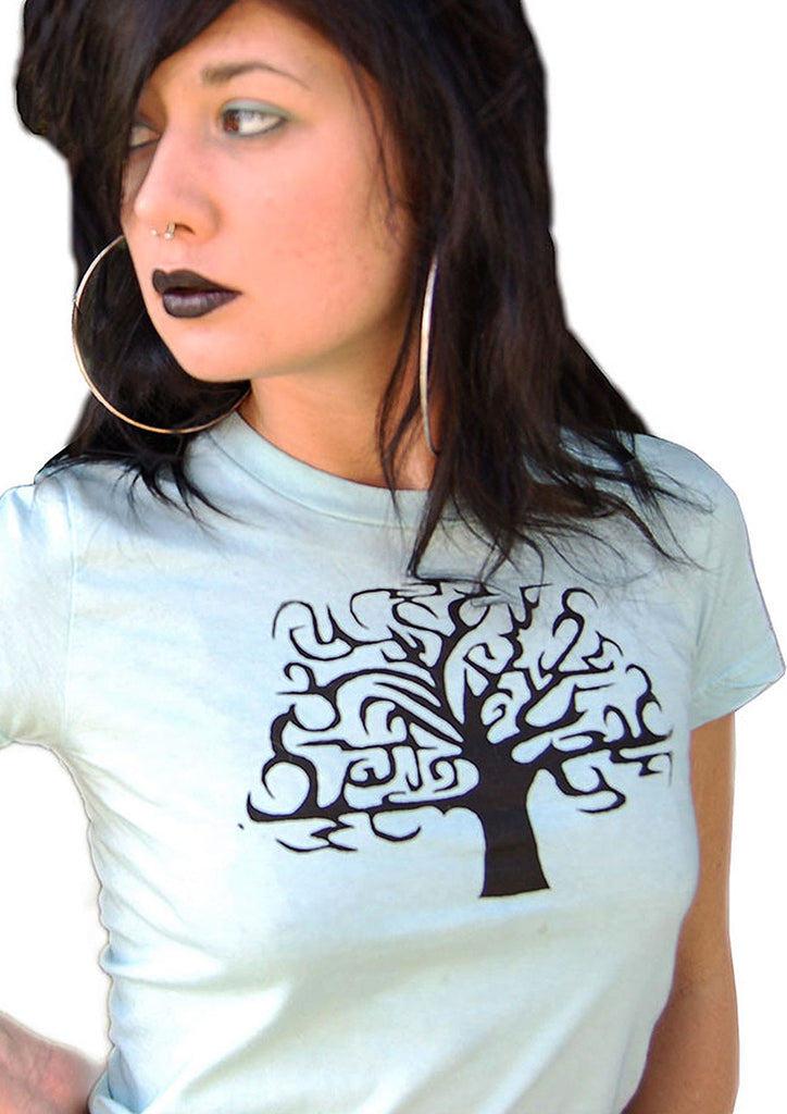 Twilight Tree Organic Cotton T-shirt