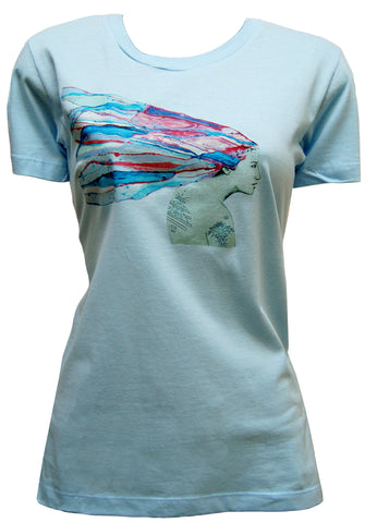 Wind Organic Cotton T-shirt