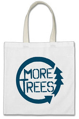 moreTrees Tote Bag