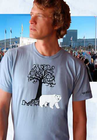 Polar Bear Organic Cotton T-shirt