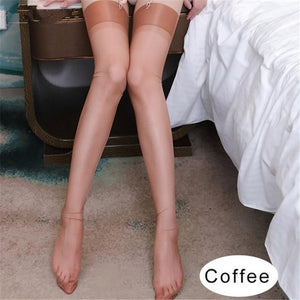 5D Ultra-thin Candy Color Sexy Stockings | Sexy Lingerie Canada