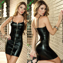 Load image into Gallery viewer, Babydoll Porn Slim Club-wear Dress | Sexy Lingerie Canada